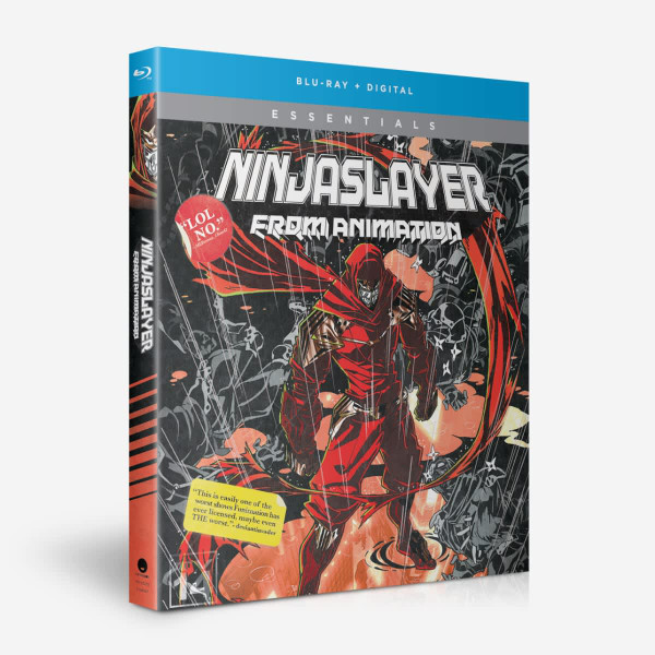 Ninja Slayer Essentials Blu-ray