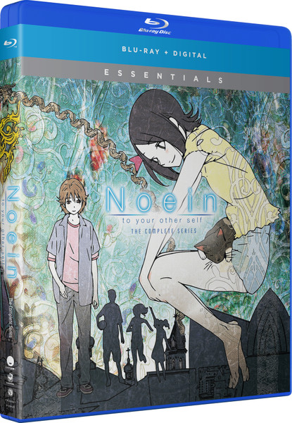 Noein Essentials Blu-ray