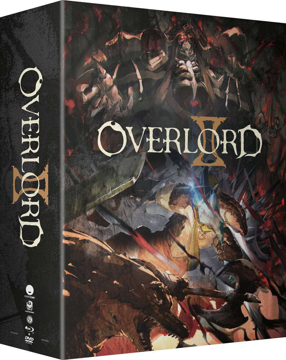 Overlord II Season 2 Limited Edition Blu-ray/DVD