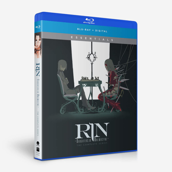 Rin Daughters of Mnemosyne Essentials Blu-ray