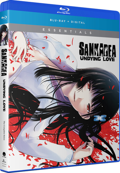 Sankarea Undying Love Essentials Blu-ray