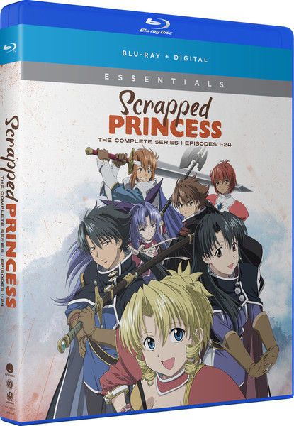 Scrapped Princess Essentials Blu-ray