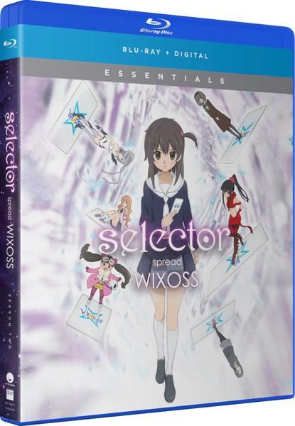 Selector Spread WIXOSS Essentials Blu-ray