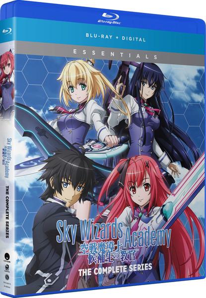 Sky Wizards Academy Essentials Blu-ray