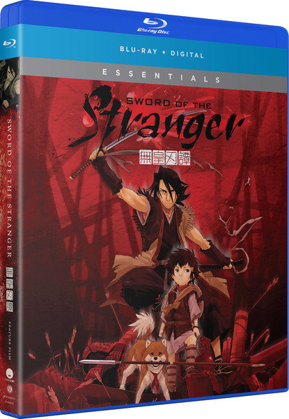 Sword of the Stranger Essentials Blu-ray