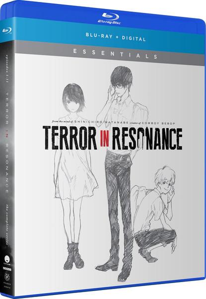 Terror in Resonance Essentials Blu-ray