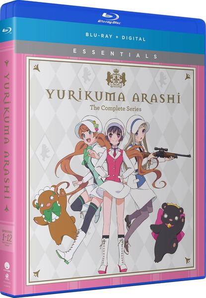 Yurikuma Arashi Essentials Blu-ray