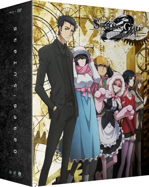 Steins;Gate 0 Part 1 Limited Edition Blu-ray/DVD
