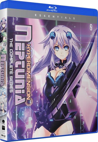 Hyperdimension Neptunia Essentials Blu-ray