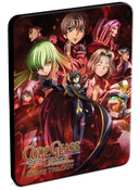 Code Geass Lelouch of the Rebellion Movie Trilogy Steelbook Blu-ray