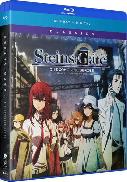 Steins;Gate Classics Blu-ray