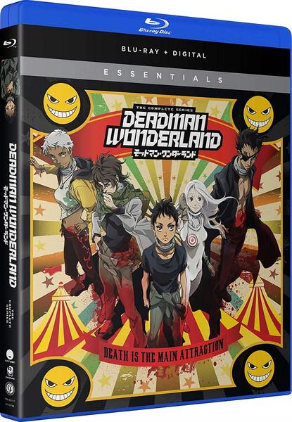 Deadman Wonderland Essentials Blu-ray