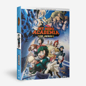 My Hero Academia Two Heroes DVD