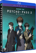 PSYCHO-PASS Season 2 Classics Blu-ray