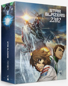 Star Blazers Space Battleship Yamato 2202 Part 1 Limited Edition Blu-ray/DVD