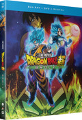 Dragon Ball Super Broly Blu-ray/DVD + GWP