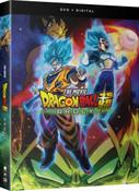 Dragon Ball Super Broly DVD