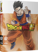 Dragon Ball Super Part 7 DVD
