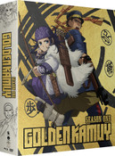 Golden Kamuy Season 1 Limited Edition Blu-ray/DVD