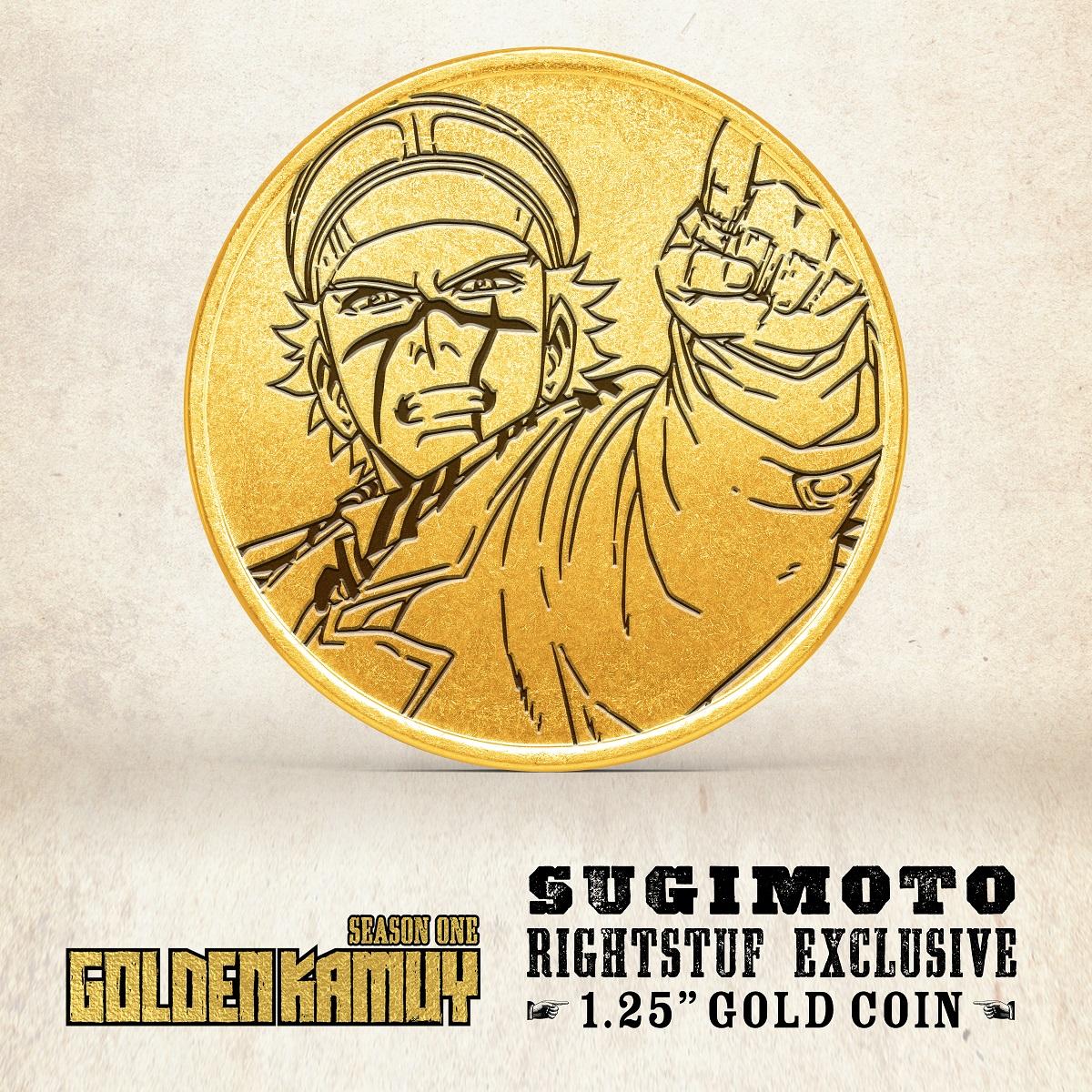 Golden Kamuy Season 1 Limited Edition Blu-ray/DVD + GWP