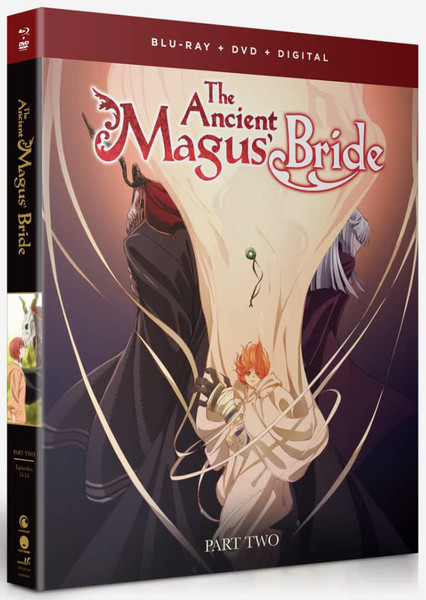 The Ancient Magus' Bride Part 2 Blu-ray/DVD