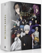 Tokyo Ghoul re Part 2 Limited Edition Blu-ray/DVD