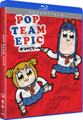 Pop Team Epic Season 1 Essentials Blu-ray
