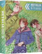 Hetalia 10th Anniversary World Party Collection 1 + Movie DVD