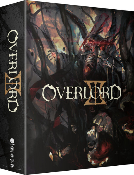 Overlord III Season 3 Limited Edition Blu-ray/DVD