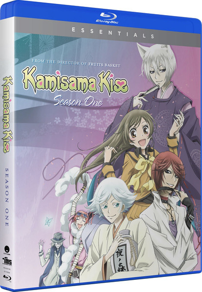Kamisama Kiss Season 1 Essentials Blu-ray