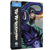 Yu Yu Hakusho Season 2 Steelbook Blu-ray