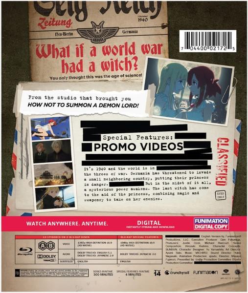 Izetta The Last Witch Essentials Blu-ray