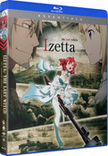 Izetta The Last Witch Essentials Blu-ray