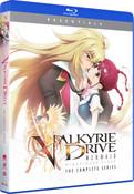 Valkyrie Drive Mermaid Essentials Blu-ray