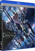 JUNI TAISEN: ZODIAC WAR Season 1 Essentials Blu-ray
