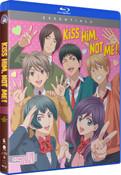 Kiss Him Not Me Essentials Blu-ray