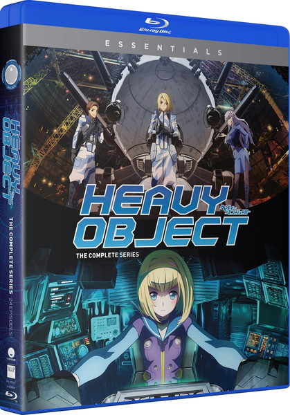 Heavy Object Complete Series Essentials Blu-ray