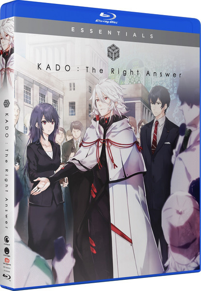 KADO The Right Answer Essentials Blu-ray