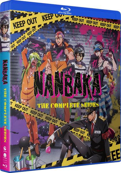 Nanbaka Complete Series Blu-ray