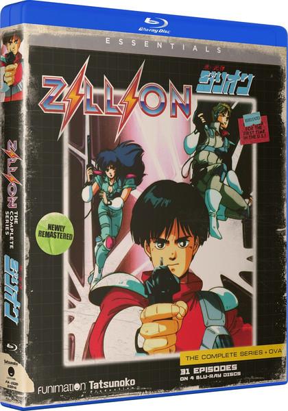 Zillion Essentials Blu-ray