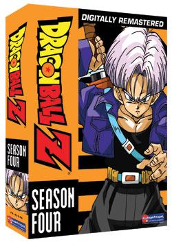 Dragon Ball Z Season 4 DVD Uncut 704400022463