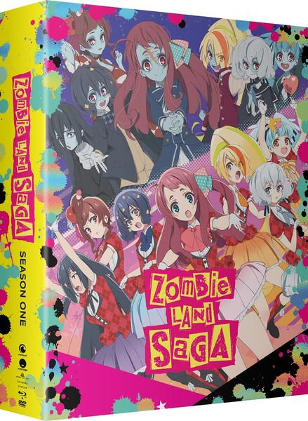 ZOMBIE LAND SAGA Season 1 Limited Edition Blu-ray/DVD