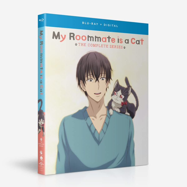 My Roommate is a Cat Blu-ray