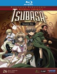 Tsubasa RESERVoir CHRoNiCLE Season 1 Blu-ray 704400022890