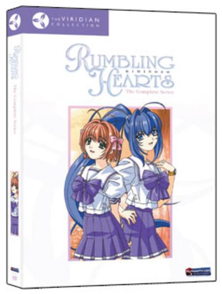 Rumbling Hearts Box Set DVD SAVE Edition