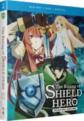 The Rising of the Shield Hero Season 1 Part 1 Blu-ray/DVD