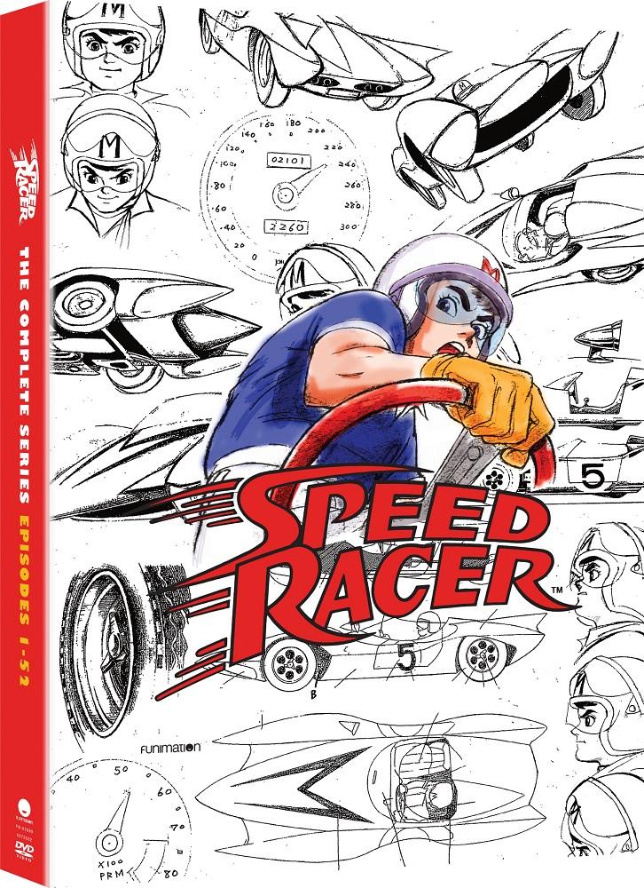 Speed Racer DVD 704400023897
