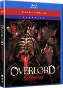 Overlord Season 1 Classics Blu-ray