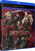 Drifters Complete Series Classics Blu-ray