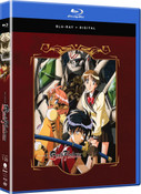The Vision of Escaflowne Complete Series Blu-ray